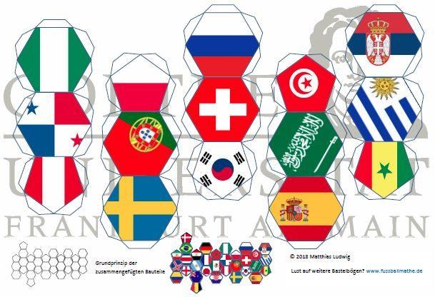 Der WM-Teilnehmerball